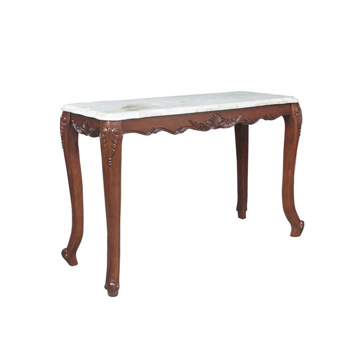 mesa arrimo reina ana marble