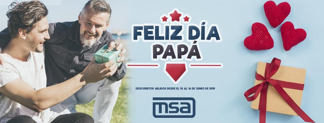 Regalos Día del Padre MSA